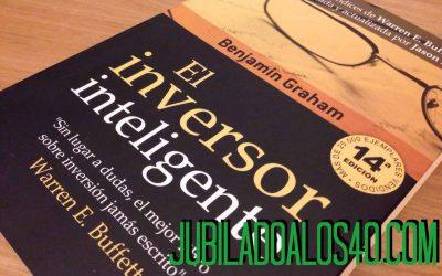 """Sorteo: Libro """"El inversor inteligente"""""""